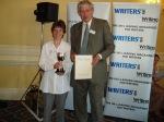 David St John Thomas Charitable Trust Letter Writer of the Year 2007