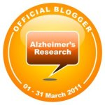 Alzheimer's Blogging Competition 2011