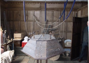 Staunton Harold Church Ringing Chamber