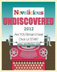 Novelicious Undiscovered 2012