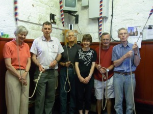 All the Bells - Bellringing for London 2012 Olympics, St. Michael's Boldmere