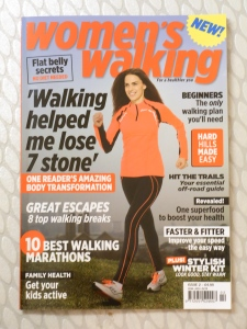 Women's Walking magazine
