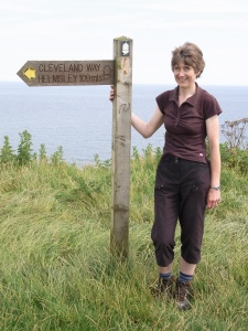 Sally Jenkins, Cleveland Way