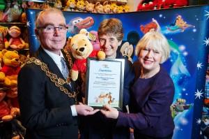 Disney Winnie the Pooh Laureate