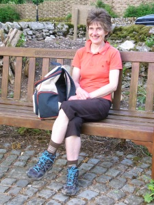 Sally Jenkins - Leaden Boot Challenge