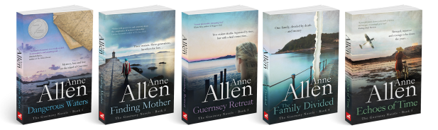 Anne Allen Guernsey Novels