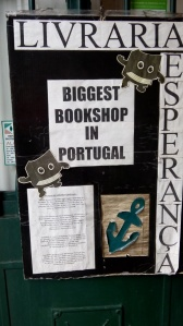 Biggest Bookshop in Portugal