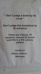 Madeira bookshop