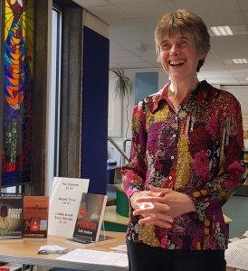 Speaking at Tamworth Writers
