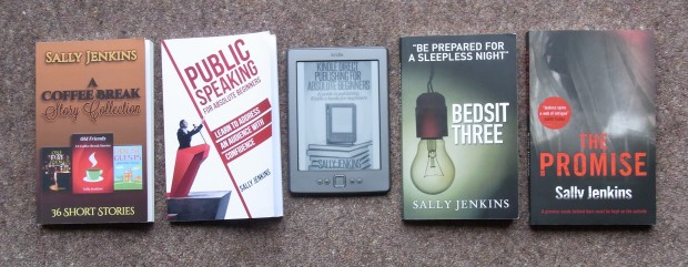 Books by Sally Jenkins