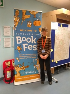 Book Fest Sutton Coldfield Library